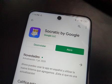 Socratic App Google Ayudar Tarea Mexico Espanol