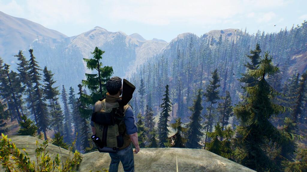 La caza y supervivencia de Open Country son un reclamo poderoso, pero las piedras de su camino me han supuesto un verdadero obstáculo