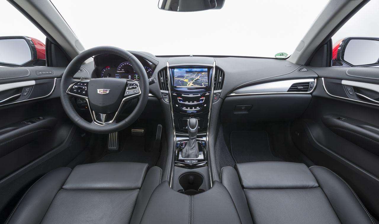 Foto de Cadillac ATS Coupé Europeo (13/33)