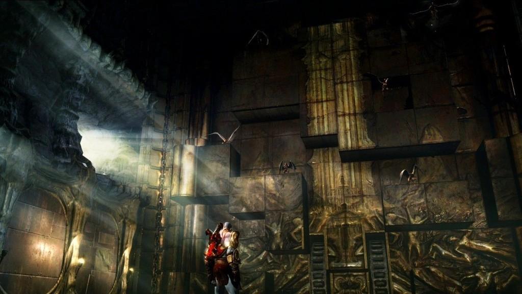 Foto de 'God of War III', nuevas imágenes (1/11)