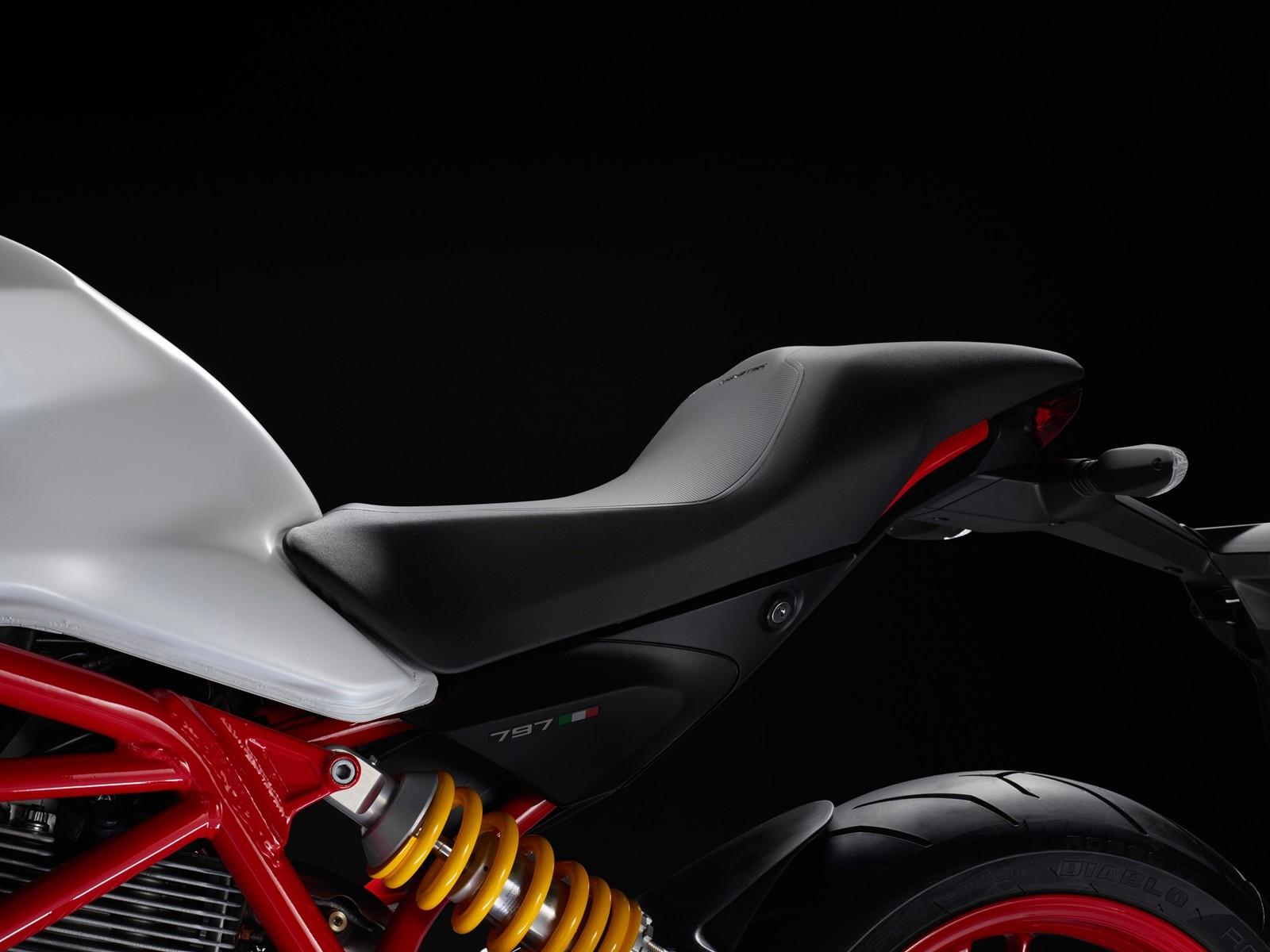Foto de Ducati Monster 797 (4/68)