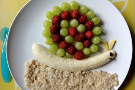 Caracol de fruta
