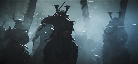 80 samurais frente a 23.000 soldados mongoles. La historia real detrás de Ghost of Tsushima