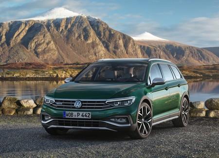 Volkswagen Passat Alltrack 2020 1600 0c