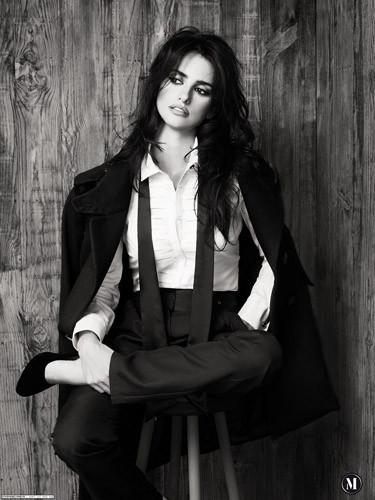 Penelope Cruz, todas las imagen para Mango otoño-invierno 2008/2009
