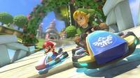 Link y muchas sorpresas más llegan a Mario Kart 8 vía DLC