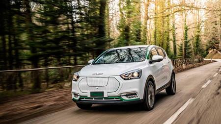 DR EVO Electric, el SUV italochino de cero emisiones que promete hasta 300 km de autonomía, llega a España por 30.990 euros