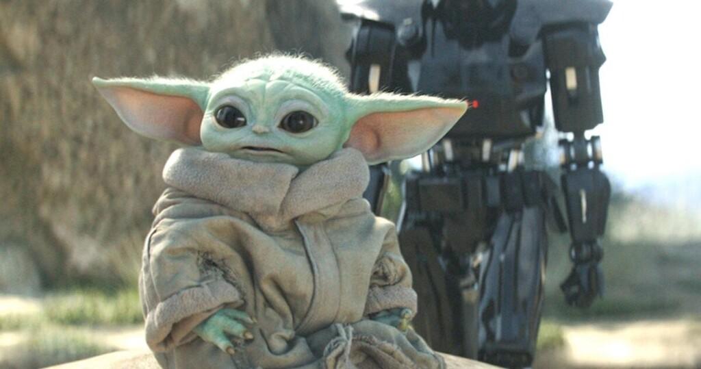 Ya puedes poseer a Baby Yoda en tu arquitectura con la materialidad aumentada de Google