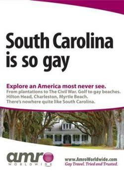 Carolina del sur no es tan gay
