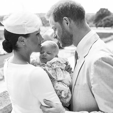 El look de Meghan Markle en el bautizo de su hijo Archie Harrison de