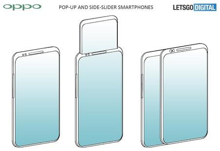 Oppo Smartphones Patentes