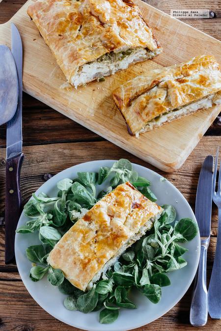 Paseo por la gastronomía de la red: recetas fáciles con hojaldre