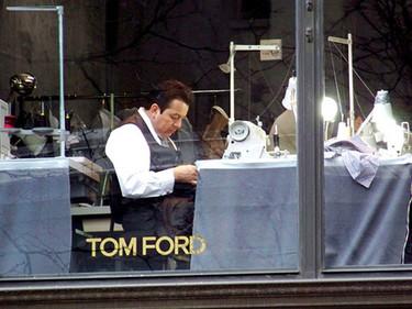 Tom Ford abre tienda en Milán