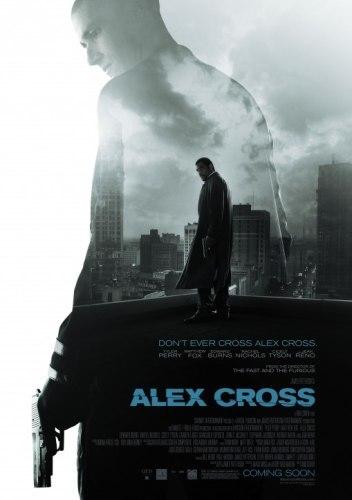 El cartel de En la Mente del Asesino (Alex Cross)