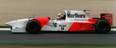 McLaren y Mercedes-Benz cumplen 300 grandes premios juntos