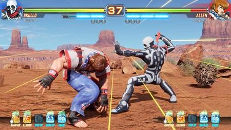 ¡Skullomania ha vuelto! Fighting EX Layer ya está disponible y aquí tienes su tráiler de lanzamiento