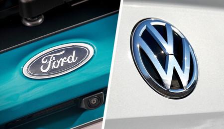 Volkswagen y Ford podrían fusionarse para crear el grupo automotor más grande del mundo