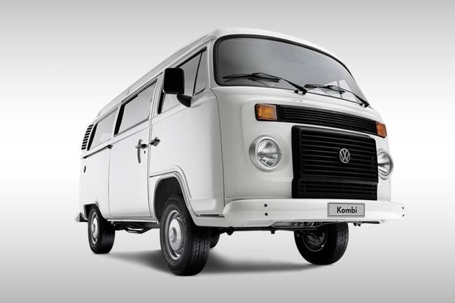 Volkswagen Kombi brasileña