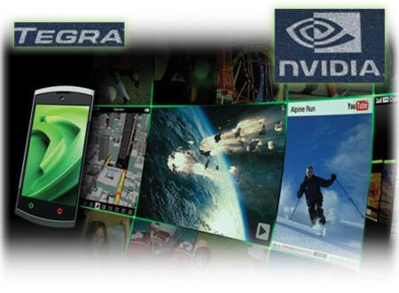 Nvidia Tegra, potencia de proceso para la telefonía móvil