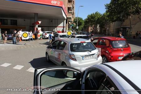 La gasolina, de vuelta a los precios de 2012