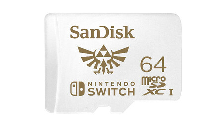 Sandisk Nintendo Switch
