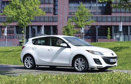 Ya van 3.000.000 de Mazda3 producidos