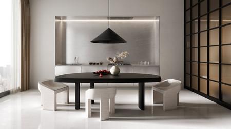 Este piso en Nueva York practica el Zen moderno gracias a un diseño que invita a la desconexión y a la calma