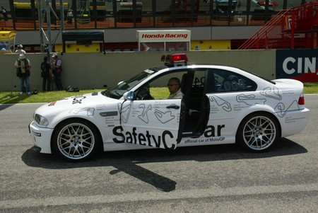 Bmw Safety Car 128