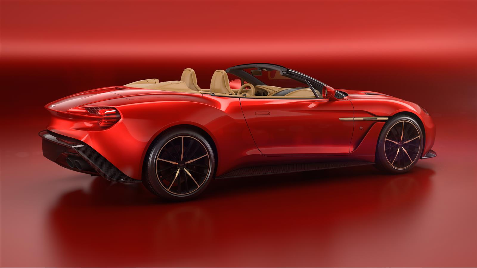 Foto de Aston Martin Vanquish Zagato Volante (2/8)