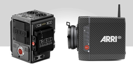 Arri Alexa Mini Vs Red Epic Scarlet