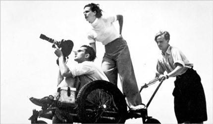 Dos nuevos libros examinan vida de Leni Riefenstahl