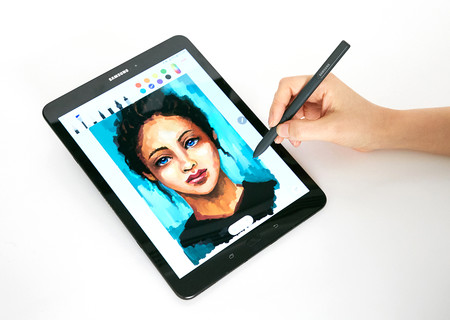 Galaxy Tab S3 Hands On 6