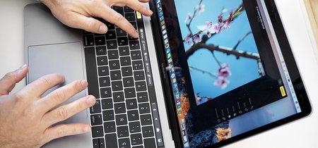 El trackpad de los futuros MacBook: más ancho y funcionando en conjunto con una cámara de detección de gestos