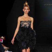 Duelo de estilos: vestido Hannibal Laguna ¿Paz Vega o Dafne Fernández?