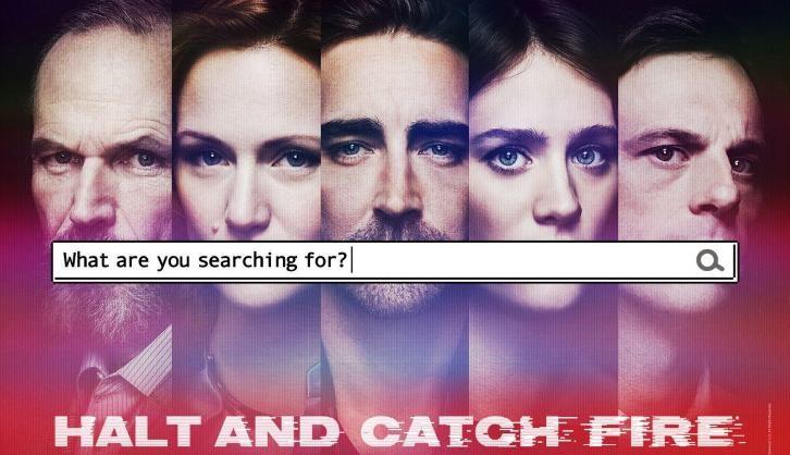La cuarta temporada de 'Halt and Catch Fire' arranca entrando lleno en los 90 tecnológicos