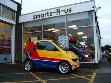 Mad Max Smart