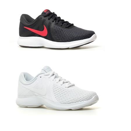 Nike Zapatillas Running Revolution 4 Negro Rojo Revolution 4 Aj3490 061 485880 B