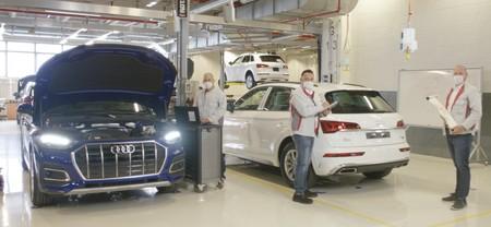 Audi da inicio a la producción del nuevo Q5 2021 en México