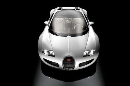 Primeras fotografías oficiales del Bugatti Veyron Grand Sport