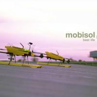 Mobisol está montando una red de drones en África que se alimenta de los paneles solares de los clientes
