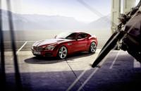 BMW Zagato Coupé, dinamismo exclusivo en Villa d'Este
