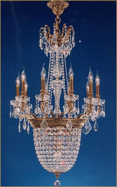 Cristales Swarovski por todas partes