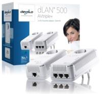 Devolo dLAN 500 AVtriple+ no deja aparato sin Internet