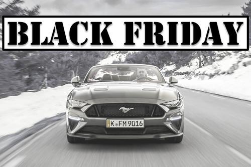 Black Friday 2018: la mejor selección de ofertas para el coche en Amazon