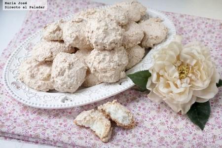 Mostachones de coco, receta dulce para un ocasión especial