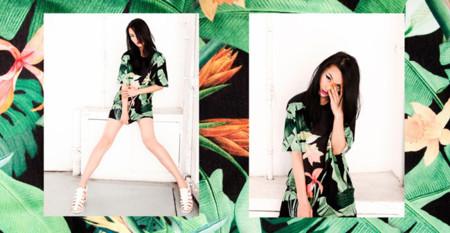 Bershka tropical abril catalogo 2014