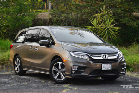 Honda Odyssey 2018 2
