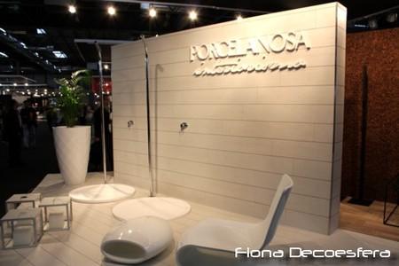 Porcelanosa presentó sus novedades en Casa Pasarela 09