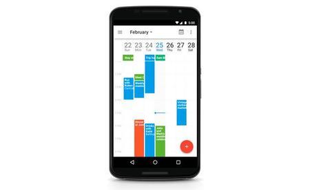 Calendario de Google 5.1