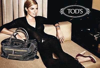 Sienna Miller será la nueva imagen de Tod's